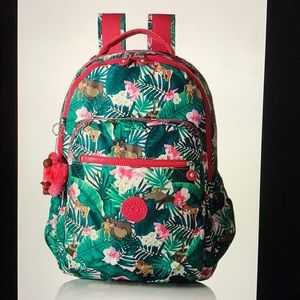 Kipling Jumpin' Jungle backpack
